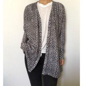 Sweaters - Women's Dolman Sleeve Cardigan
